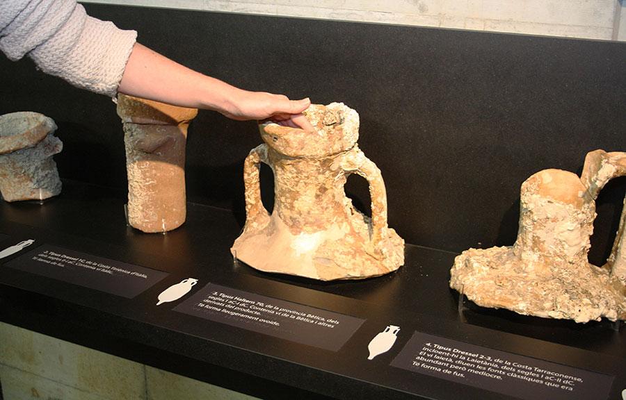 Accessibilitat museu estampacio premia de mar