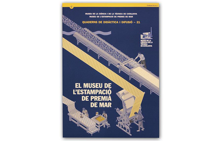 Botiga del Museu Estampació Premià de Mar