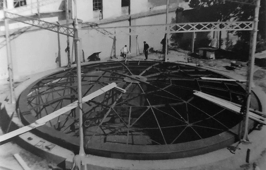 Història de l'edifici del Museu d'Estampació