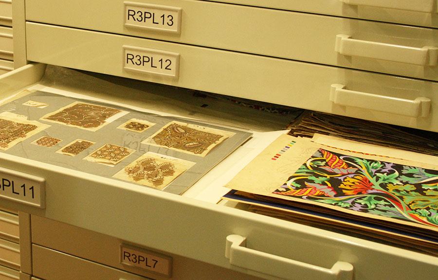Investigació al Museu d'Estampació de Premià de Mar